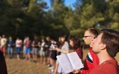 Osvrt na 1. studentski termin na Krapnju (13.7.-20.7.)