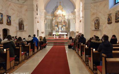 Osvrt na tečaj za krizmanike u župi sv. Vida u Pitomači (24.-26.1.2020.)