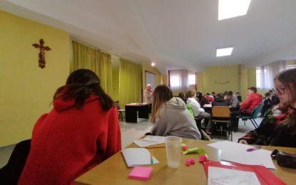 Osvrt na krizmanički tečaj u župi bl. Djevice Marije Žalosne – Špansko (14 – 16.2.2020.)