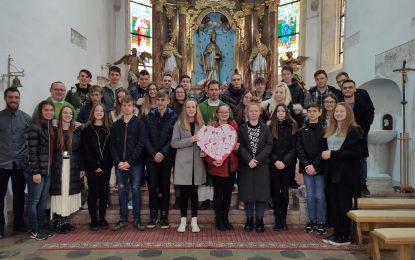 Osvrt na krizmanički tečaj u sv. Martinu na Muri (21. – 23.2.2020.)